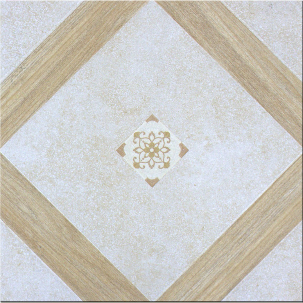 300x300 Promotion Price Anti Slip Kitchen/Bathroom Ceramic Porcelain Floor Rustic Tile